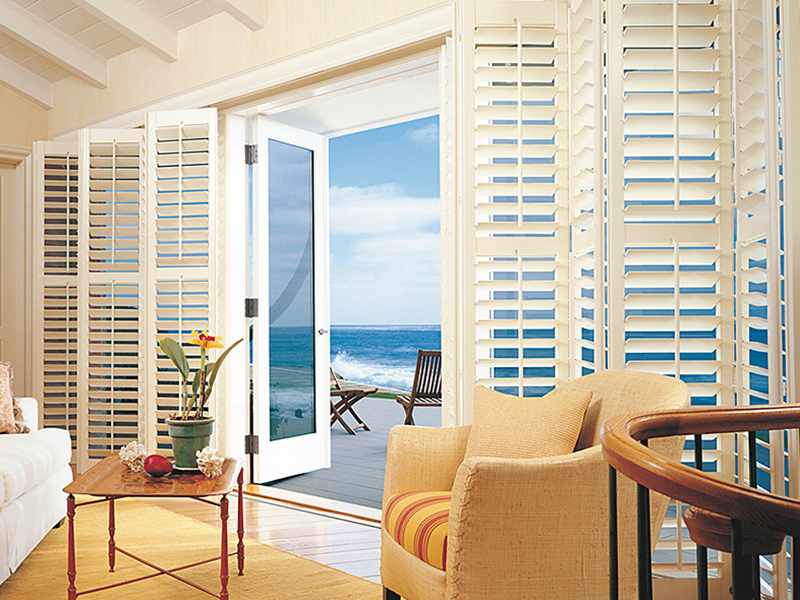 ThermoWood Shutters